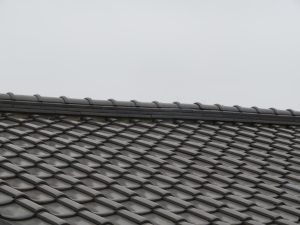 現場レポート② 厚木市O様邸-3 屋根カバー工事 屋根葺き替え (9月17日)